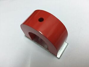 Aomag Strong Red Alnico Horseshoe Magnet 40 Lb Capacity Pull Power 12 Oz Tool Ma