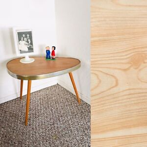 Mid Century Plant Stand Vintage Side Table Formica End Table Space Age Atomic