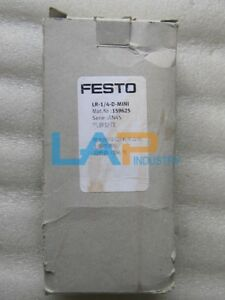 1pc New Festo Lr 1 4 d mini Solenoid Valve