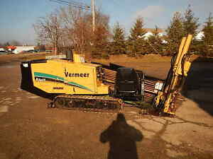 2005 Vermeer D7x11 Series 2 Directional Drill Boring Hdd Drilling