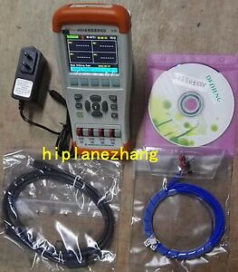 Thermometer 4 channel Input Thermocouple T K J N E S R B Li battery Tft Lcd Usb