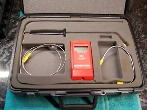 Thermo Electric Pronto Ez Type K Thermocouple Digital Thermometer 100 To 1500f