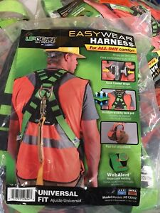 Upgear Easywear Harness Body Fall Protection Brand New In Package