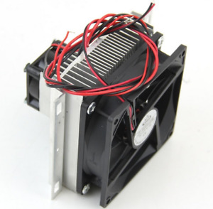 Thermoelectric Peltier Refrigeration Cooling System Kit Cooler B