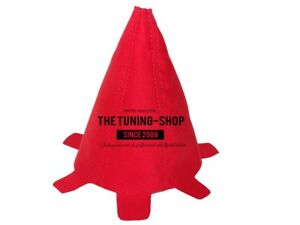Shift Boot Fits Acura Rsx Type S Type R 02 06 Red Suede Manual