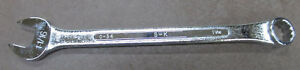 Sk C 34 1 1 16 12 Point Forced Alloy Combination Wrench Made In Usa