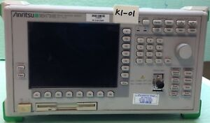 Anritsu Ms9710b Optical Spectrum Analyzer Opt 13