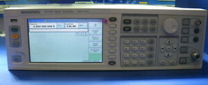 Hi frequency Rf Signal Generator 250k 4ghz 127 13dbm Am Fm Phasepulse Modulate