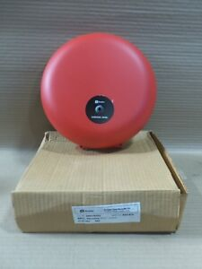New In Box Simplex 2901 9333 10 Vibrating Bell Fire Alarm Red