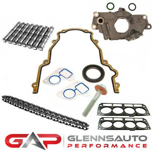 Customizable Ls Camshaft Installation Package Choose Your Components