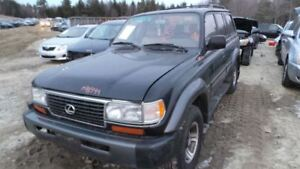 Lx450 1997 Seat Front 410747