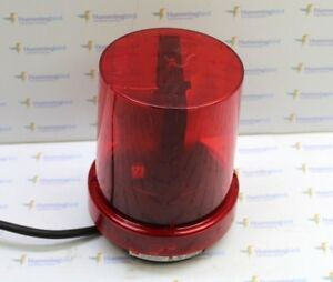Federal Vitalite 121s Rotating Beacon Red Light