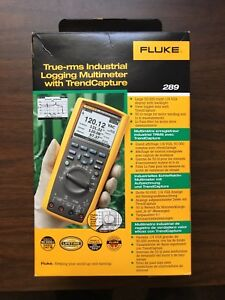 Fluke 289 True Rms Logging Multimeter