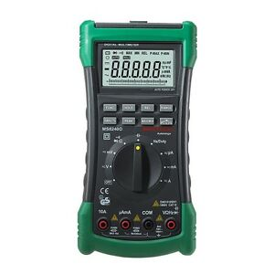 Hi accuracy 0 05 Usb Digital Multimeter 22000 Counts Dc Ac V a Ohm Cap Freq