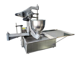 Techtongda Commercial Manual Donut Fryer Maker Making Machine 3 Models 220v