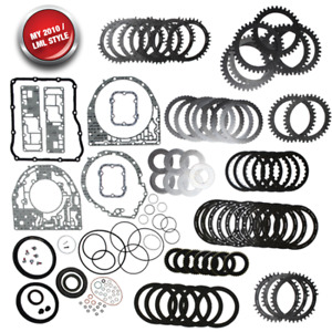 Rebuild Kit For Allison 1000 Gm Seal Kit Frictions Steels Late 6 Spd Lml