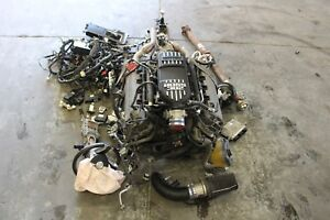 2012 Ford Mustang Gt 5 0l Oem Engine 6 Spd Manual Swap Barton Mbrp 1151