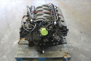 2013 Ford Mustang Gt 5 0l Coyote V8 Oem Engine Longblock Assembly