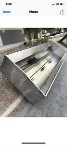 14 Ftype L Commercial Kitchen Exhaust Hood Only