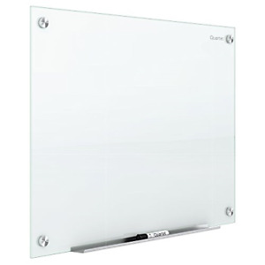 Quartet Glass Whiteboard Magnetic Dry Erase White Board 4 X 3 Infinity