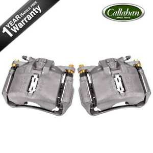 Front Oe Brake Calipers Pair For Acura Legend Rl Tl