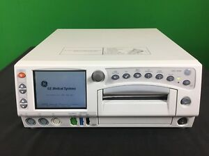 Ge Corometrix 250cx Series Maternal fetal Monitor