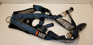 Dbi Sala Exofit D ring Tower Climber Safety Harness Large Small Sm Size mint