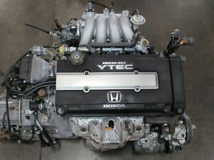 Jdm Honda B18c Engine B18c1 Gsr Sir Integra Vtec Long Block