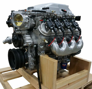 6 2l Lsa New Crate Engine 3 Year Gm Warranty