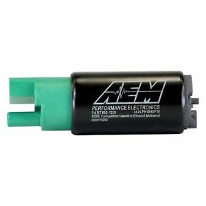Aem 320lph 65mm Fuel Pump Kit W O Mounting Hooks Ethanol Compatible