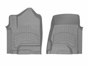 Weathertech 3d Floor Mats For Gm Trucks 2014 2018 Hd 2019 1st Row Set Grey