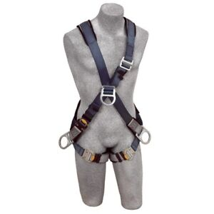 Exofit Crossover Harness Xl 1108706 Blue And Gray