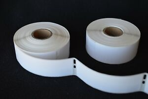24rolls Dymo Comp 30252 350pcs r Address Labels 1 1 8 X 3 1 2