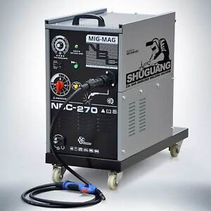 Nbc 270 Mig Welding Co2 Gas Shielded Machine 220v
