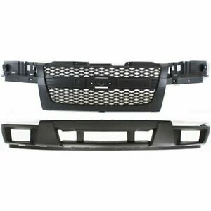 New Auto Body Repairs Set Of 2 Front Chevy Chevrolet Colorado 2004 2012 Pair