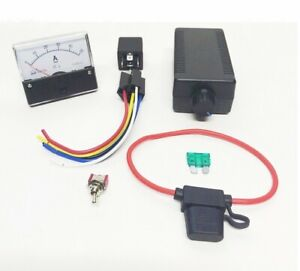 Hho 30 Amp Pwm Pulse Width Modulator With Accessories Hho Dry Cell