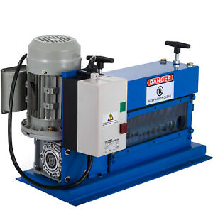 Portable Powered Electric Wire Stripping Machine Copper Wire 1 02 25mm Recycle