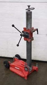 Hilti Dcm Ii Concrete Diamond Core Drill Stand Dcm ii