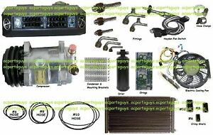 1963 64 65 66 Chevy Gmc C10 C20 C30 C40 Truck A C Complete System Kit