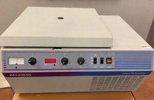 Beckman Coulter Allegra 6r Refrigerated Benchtop Centrifuge W Rotor