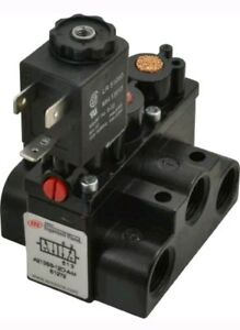 Aro ingersoll rand 3 8 Inlet X 3 8 Outlet Solenoid Actuator Spring Return