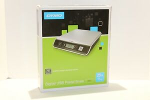 Dymo M25 Digital Usb Postal Scale Up To 25 Lb Brand New Ships Free