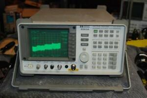 Hp 8563a Spectrum Analyzer 9khz 26 5ghz Nice Analyzer