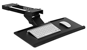 Mount it Under Desk Computer Keyboard And Mouse Tray Ergonomic Keyboard Drawer