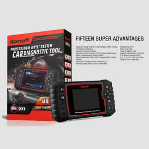 Icarsoft Us V2 0 Multi system Car Auto Diagnostic Tools For Jeep Holden Chrysler