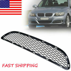 Front Lower Bumper Grilles Grill Mesh Cover For Bmw E90 Lci 325i 328i 335i 08 12