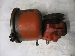 Ford Naa Jubile 600 700 800 900 601 701 801 901 Tractor Power Steering Pump