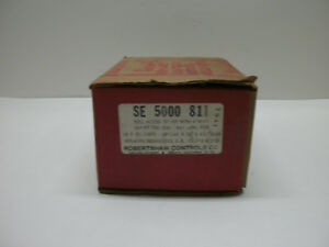 Robertshaw Se 5000 811 Electric Commercial Cooking Thermostat New In Box