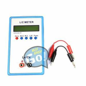 Lc200a High Precision L c Inductance Inductor Capacitance Multimeter Meter Tool