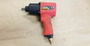 Central Pneumatic Earth Quake 1 2 Professional Air Impact Wrench 6842